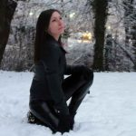 Yv & december & snow